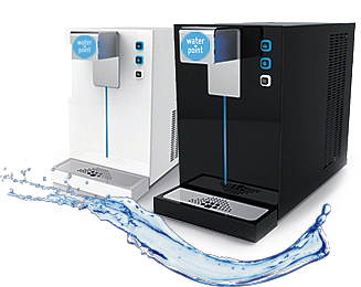 Water filtering points of use
